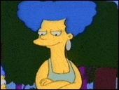 Voici la tante de Marge, Patty & Selma. Comment s'appelle-t-elle ?