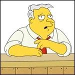 Comment s'appelle le seul et unique fils de Mr. Burns ?