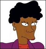 Comment s'appelle la femme du Dr. Hibbert ?