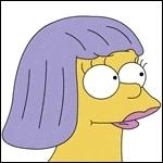 Comment s'appelle la femme de Wiggum ?