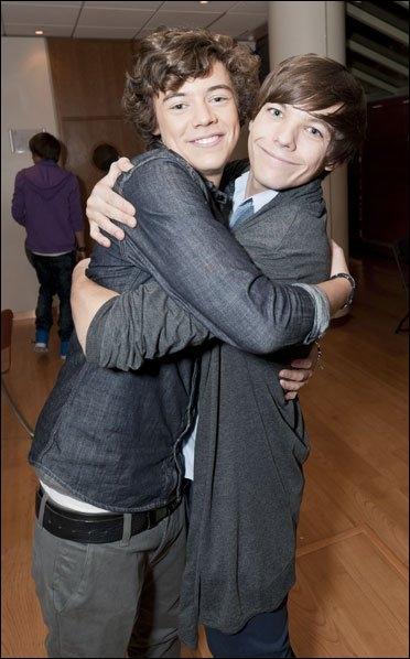 Que font Harry et Louis quand ils s'ennuient ?