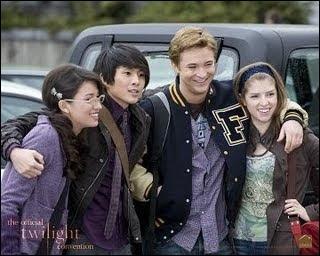 Twilight : Quels sont les amis de Bella ?