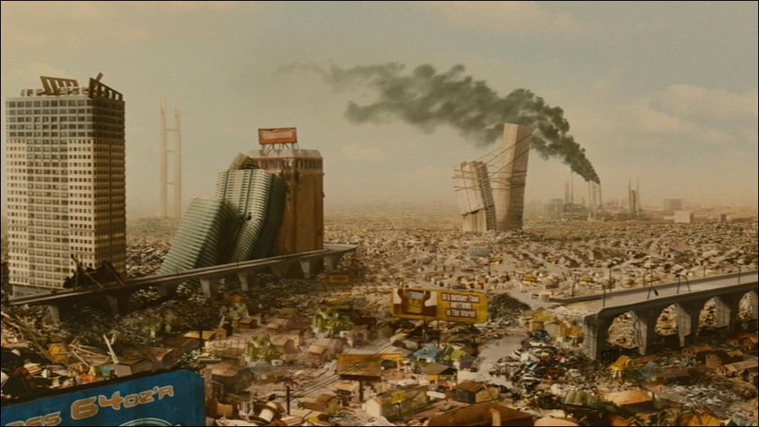 (2007) La population de la Terre en 2500 n'est plus composée que d'habitants au Q. I. minime.