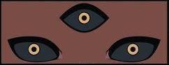 A qui sont ces yeux ? (Indice : yeux seulement visibles au dernier stade de la marque maudite. )
