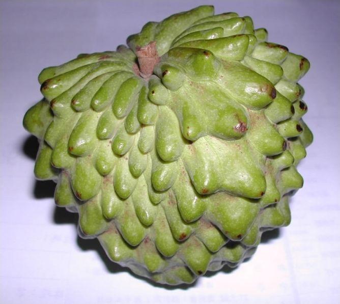 Des fruits rares