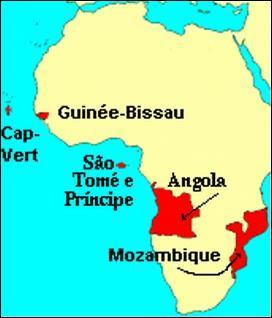 Parmi les colonies africaines, quelles sont les dernières à obtenir leur indépendance ?