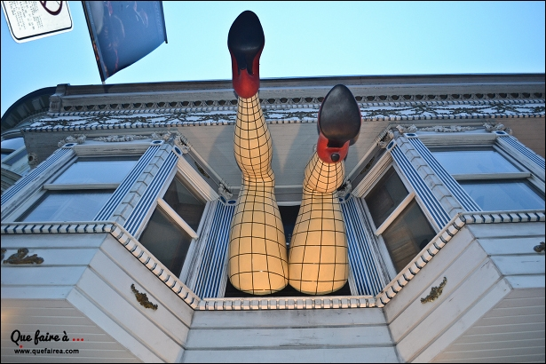 Comment se nomme le quartier de San Francisco où est né le «mouvement hippie» ?