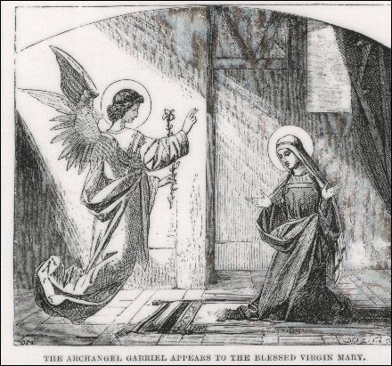 De quels métiers l'ange Gabriel est-il considéré comme le saint patron ?