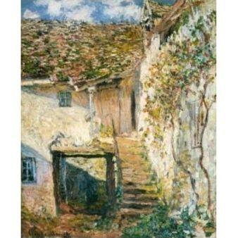 Quizz peintures sur l 39 escalier quiz peintures peintres for Peinture sur escalier