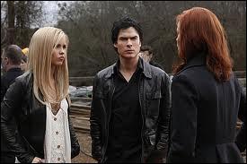Damon découvre une nouvelle arme secrète et met Stefan dans la confidence. De quelle arme s'agit-il ?