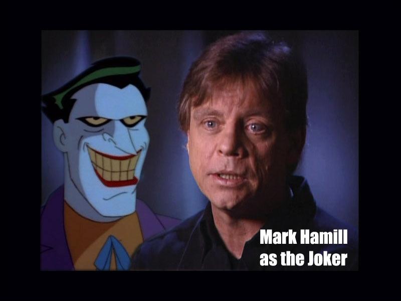 """De quelle année date la série télévisée animée """"Batman"""" où Mark Hamill interprète le Joker, ennemi fétiche du fameux justicier ailé de la nuit ?"""