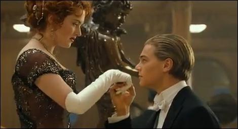 Dans cette scène de  Titanic , quelle heure est-il ?