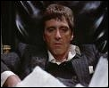 Dans le film   Scarface  , avec Al Pacino, comment se nomme ce malfrat ?