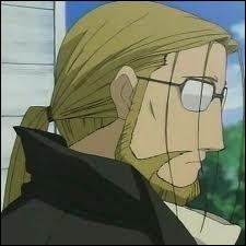 Quel est celui de Hohenheim, le père de Edward et Alphonse ?