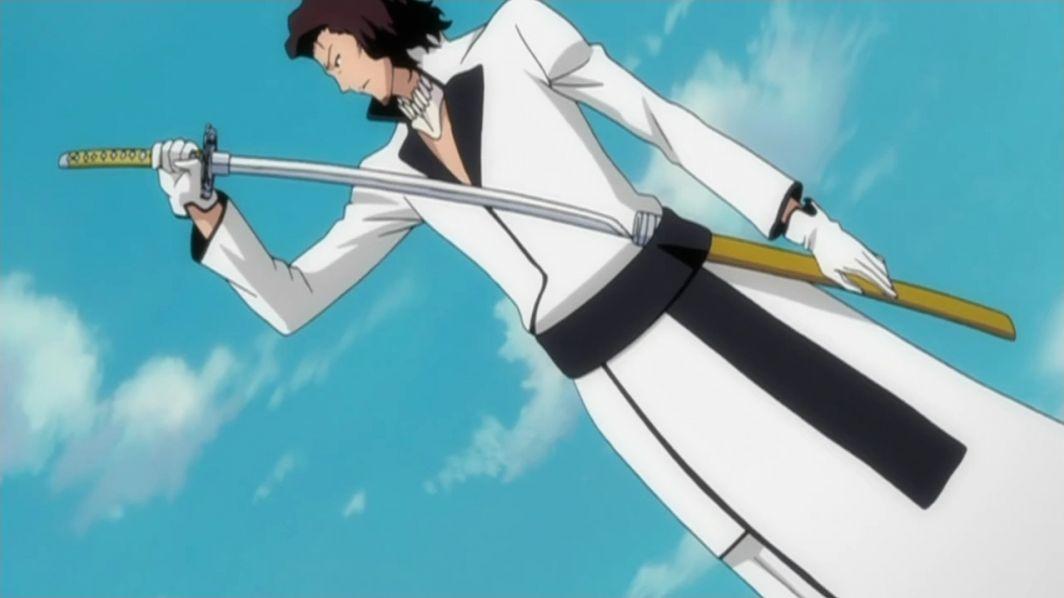 Bleach espada