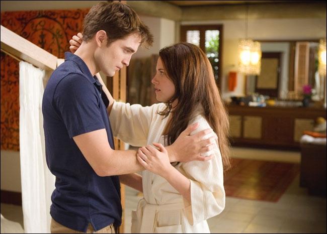 Que font Edward et Bella lorsqu'ils sont au Brésil ?