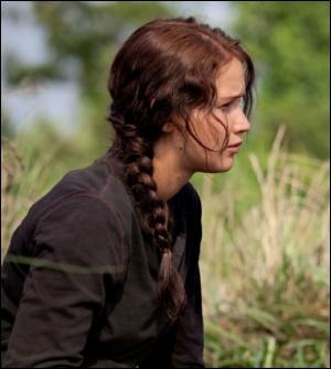 Quel  talent  est censé avoir Katniss ?