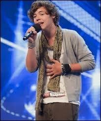 Combien de  oui  Harry a-t-il reçu à  X Factor  ?