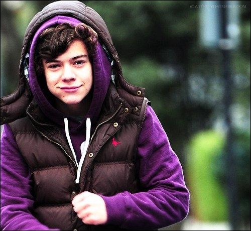 De quelle ville Harry est-il originaire ?