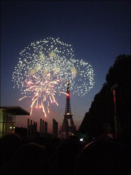 Le 14 juillet célèbre de la prise de la Bastille en 1789 , mais quoi d'autre ?