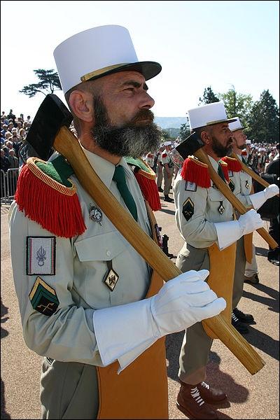 Ce soldat fait partie de :
