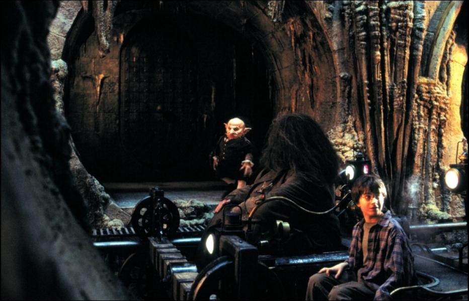 Quel est le numéro du coffre d'Harry ?