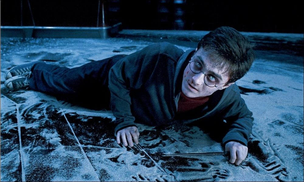 Où est Harry ?