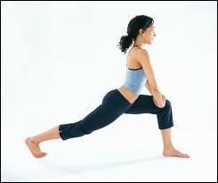 Avant de commencer une séance de gymnastique il faut :