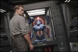 Où se trouve Captain America dans cette scène ?