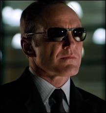 Qu'observe l'agent Coulson ?
