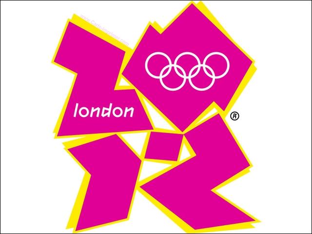 Quel a été le coût de l'élaboration du logo officiel des Jeux olympiques de Londres ?