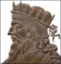 Comment se nomme cet hypothétique ancêtre de Clovis, qui donne son nom à la dynastie mérovingienne ?