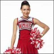 Qui est cette cheerleader des pom-pom girls ?