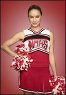 Quel est le prénom de cette cheerleader qui intègre le Glee Club à la saison 4 au moment de ma comédie musicale  Grease  ?
