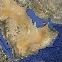 Comment appelle-t-on la région survolée par ce satellite ?