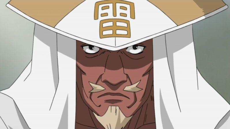 Qui suis-je ? (Naruto)