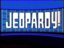 Jeopardy  est un jeu télévisé américain très populaire (depuis 1964). Qui a présenté la version française de 1988 à 1992 sur TF1 ?