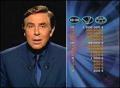 Quel joker un candidat à ce jeu télévisé obtient-il en franchissant le premier palier ?