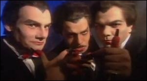Les Inconnus se sont aussi illustrés dans la chanson. Quel groupe chantait  Faut que tu craches, faut que tu paies, pas possible que t'en réchappes...   ?