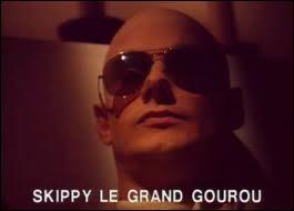 Qui joue le gourou Skippy ?