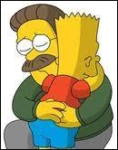 Bart , se sentant délaissé par Homer , se rapproche de Ned Flanders. Quelle est la première activité de loisir qu'ils pratiquent ensemble ?