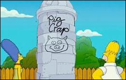 Qui pollue en dernier le lac de Springfield ?