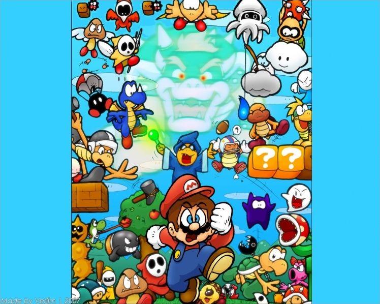 Mario Bros et compagnie