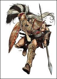 Le dieu romain de la guerre était le patron de l'armée de Rome, mais aussi de tout l'empire. Son pendant grec était Arès :