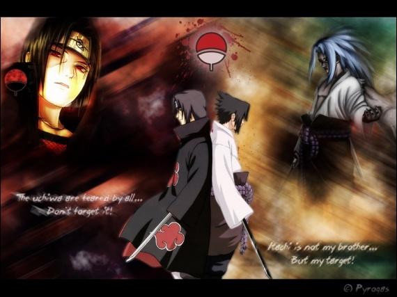 Qui est le père de Sasuke ?
