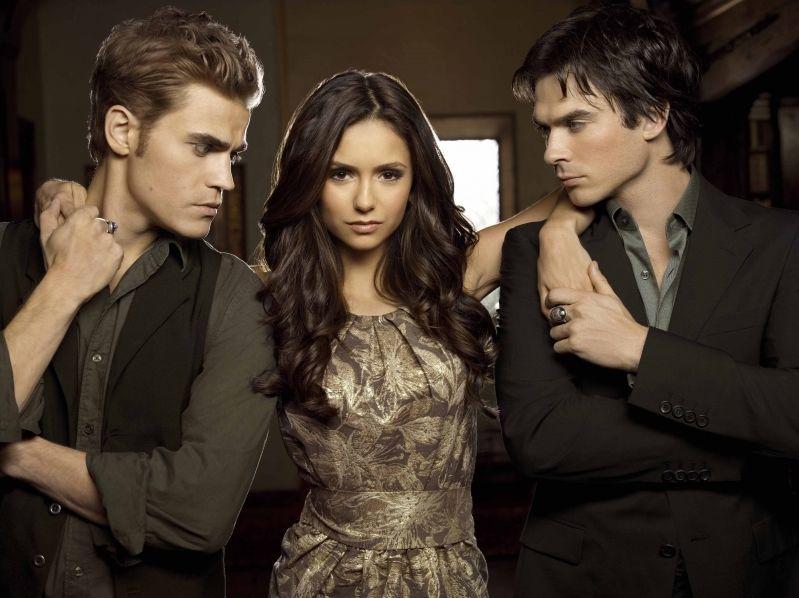 The Vampire Diaries : les trois saisons