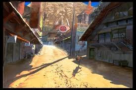 Quel est le nom de ce village ?