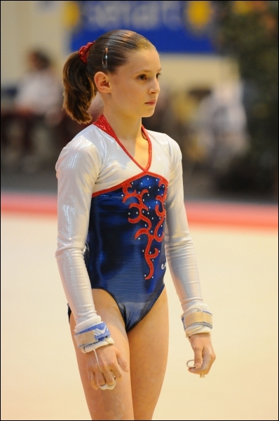 Anne Kuhm participera-t-elle aux Jeux olympiques de 2012 ?