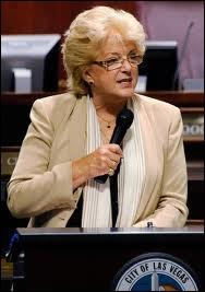 Qu'est-ce qui est faux sur la mairesse de Las Vegas, Carolyn Goodman ?