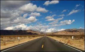 Dans quel désert est située Las Vegas ?